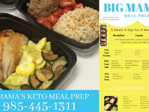 Meal Preps Made Your Way!