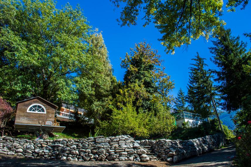 bellavista summer hut