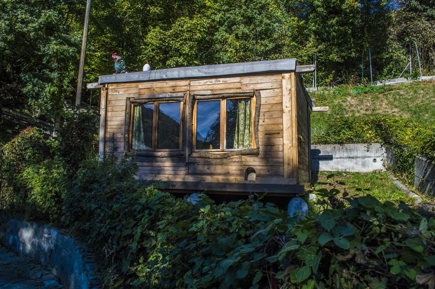 summer hut hotel