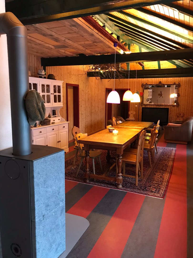 cozy hostel switzerland