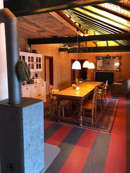 cozy hostel switzerland