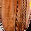 Thumbnail: Koa Paddle with Tribal Pyrography