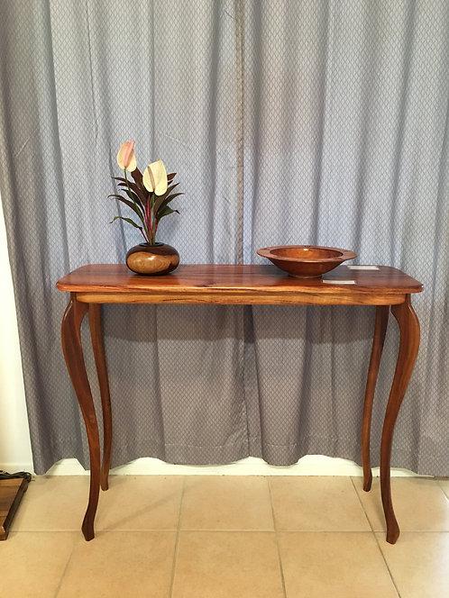 Koa Foyer Table