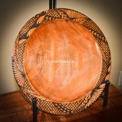 Tribal Deep Platter