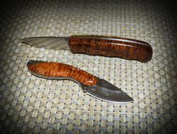Koa Knife handles