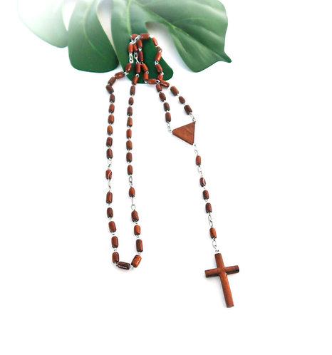 Koa Rosary