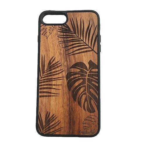 Palms/Monstera iPhone Case