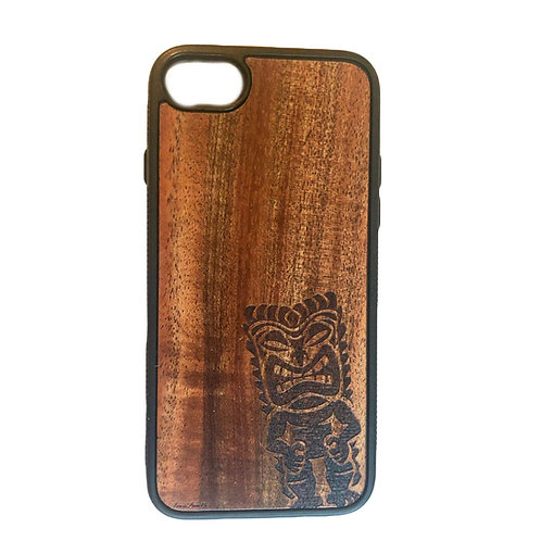 Tiki iPhone Phone Case