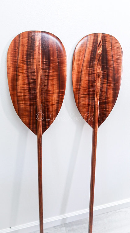 Curly Koa Paddle Set (CKPS2)