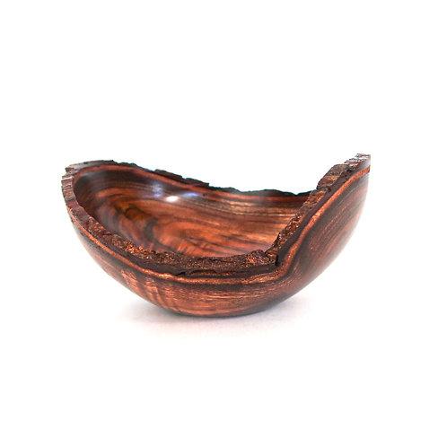 Koa Natural edge Bowl (KBNE7x3.5)