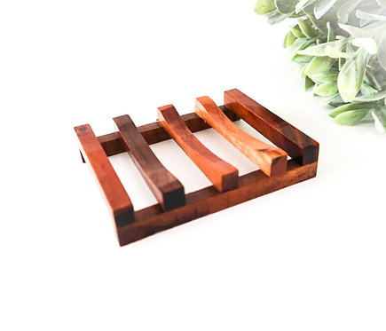 Koa Wood Soap Dish