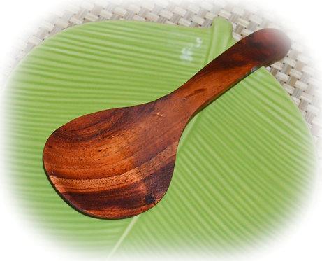 Koa Rice Paddle