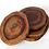 Thumbnail: Natural Wood Coaster