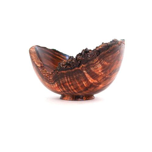 Koa Natural edge Bowl (KBNE6.5X4)