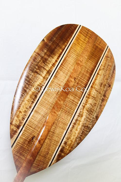 Curly Koa Paddle (ck100)