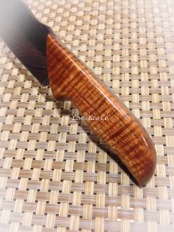 Koa Hawaiian knife