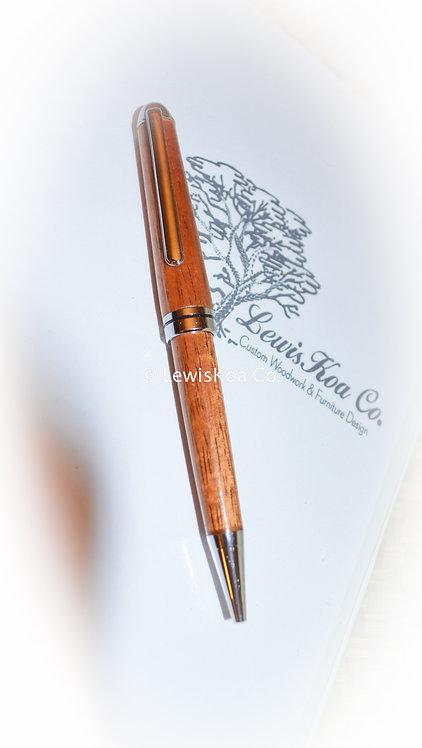 Koa European Designer Pen