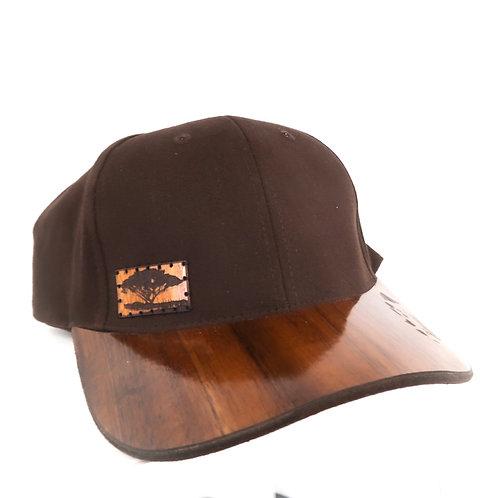 Koa Flatbill Cap