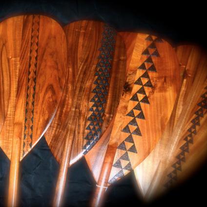 pyrography paddles set
