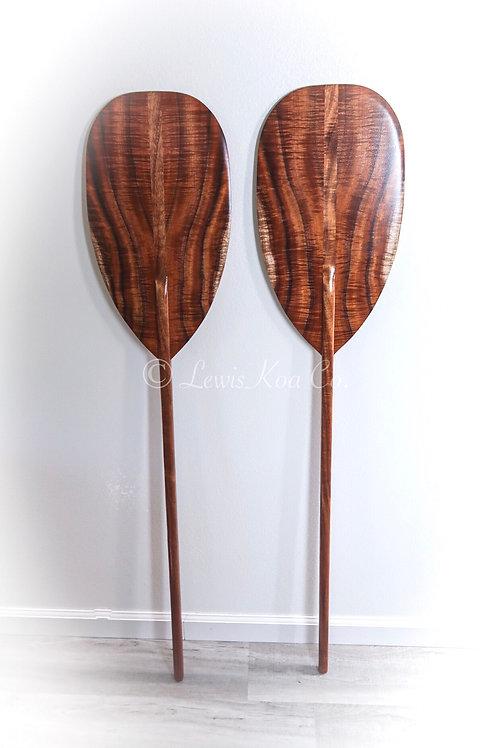 Curly Koa Paddle Set (CKPS4)