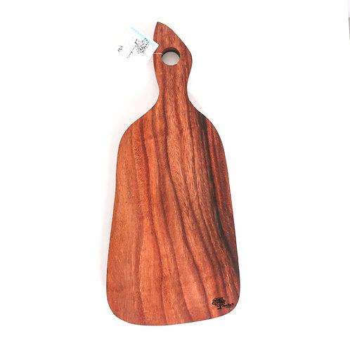 Hawaiian Monkeypod Wood Cutting Board / Charcuterie Board