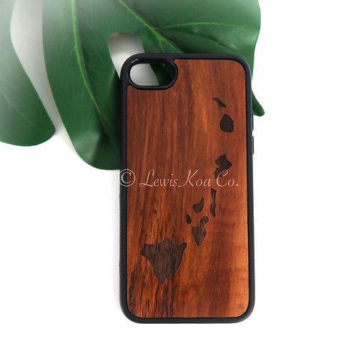 Koa Iphone Case, Islands