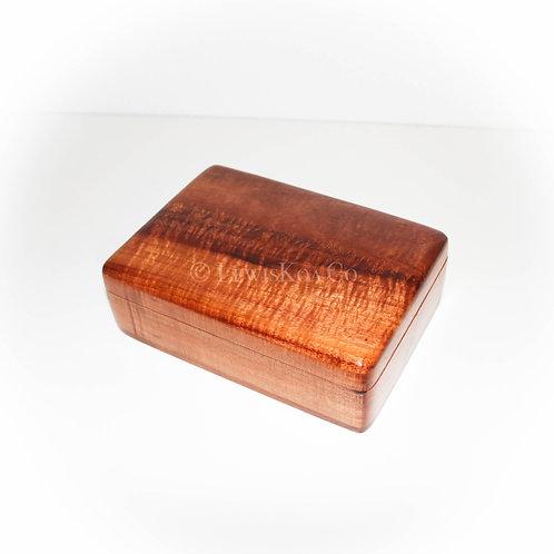 Curly Koa Box  (BX500)