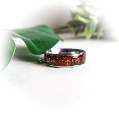 Koa Ring, (KR030)