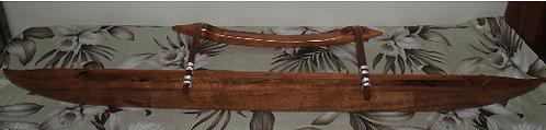 """Koa Canoe 32"""""""