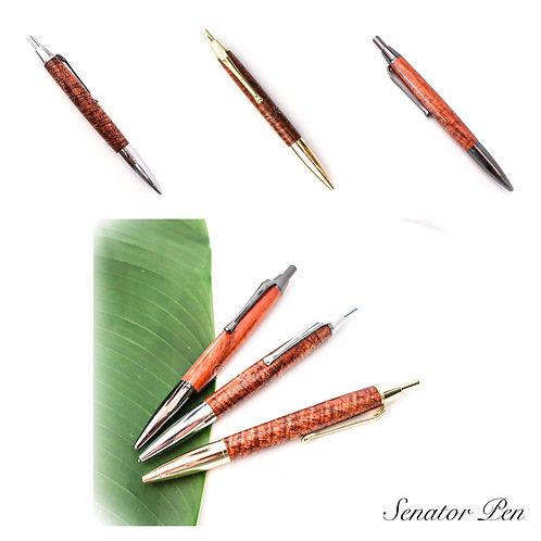 Koa Senator Pen