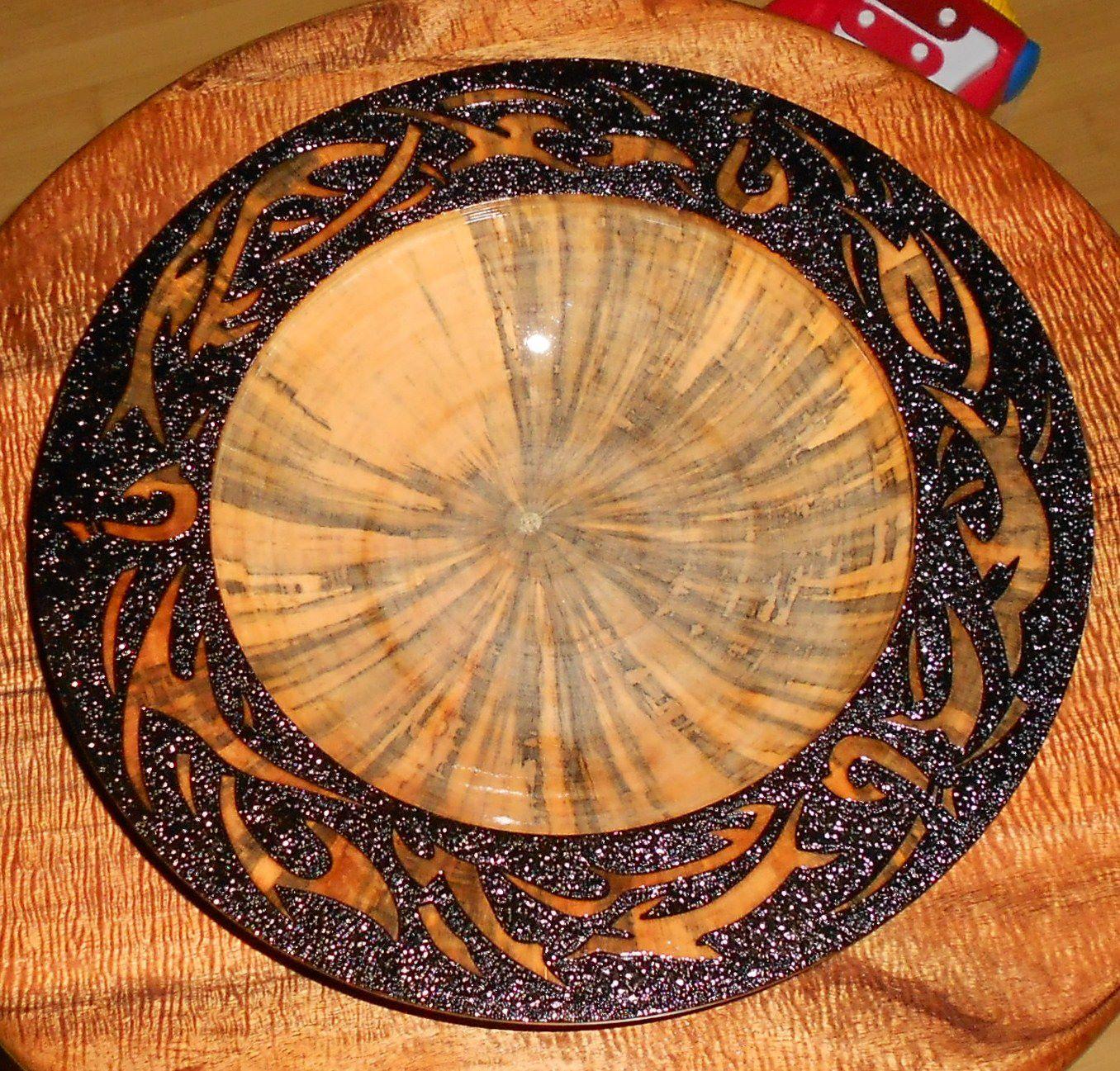 koa tribal platter
