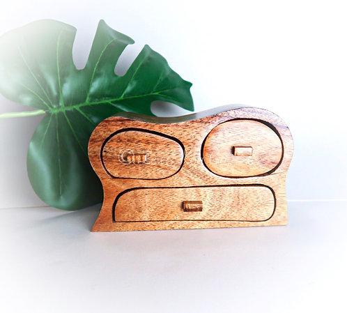 Koa Box (KBX410)