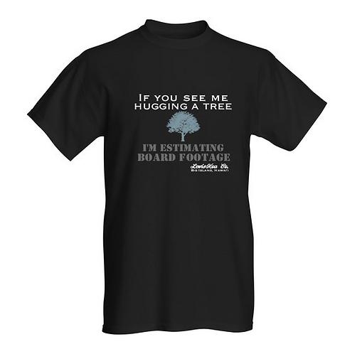 Hugging a Tree T-shirt