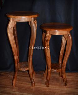 Hawaiian Koa Furniture