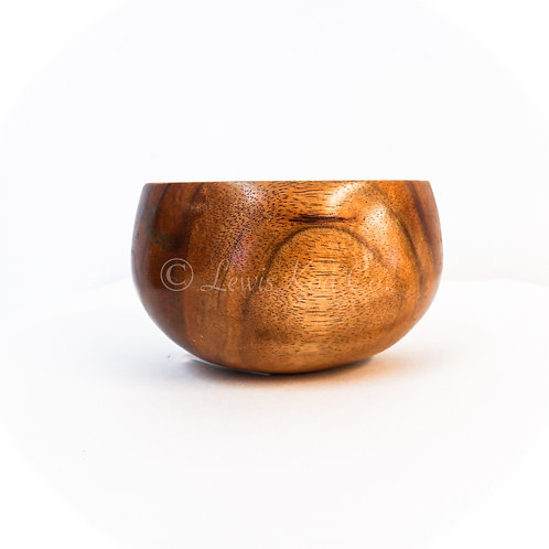 Curly Koa Bowl (CKB5X3)