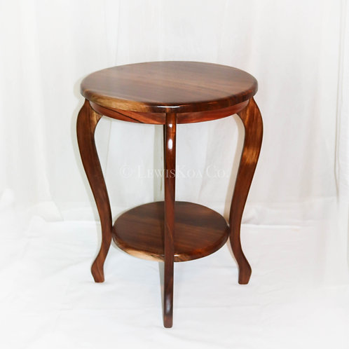 "24"" Two Tier End Table"