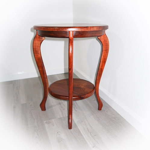 "24""H  Two Tier End Table"