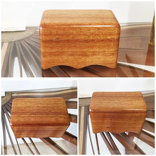 Koa Chest Urn- small