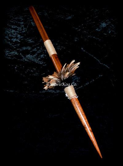 Koa Pololu (Spear)