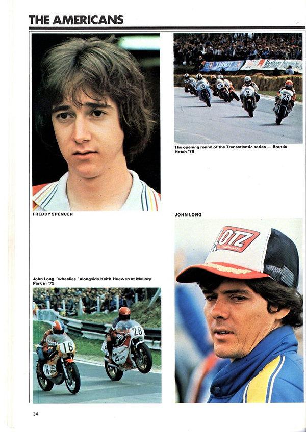 freedie spencer motorcycle racer