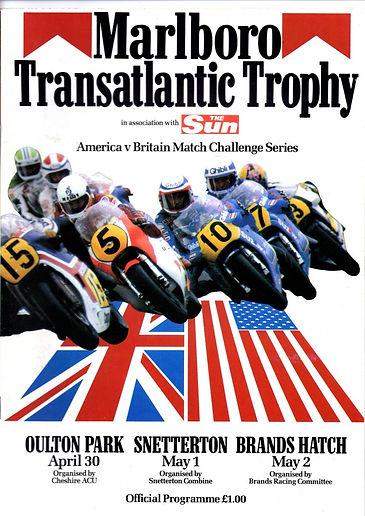 honda racing 1984