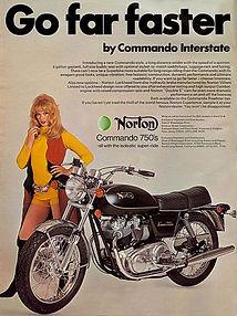 norton commando interstate