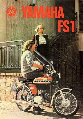 yamaha fs1e moped