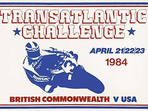 transatlantic motorcycle challenge