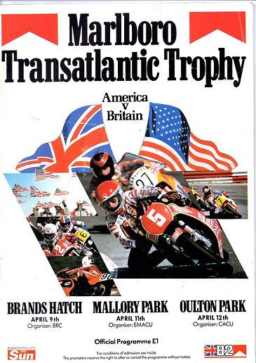 john newbold motorcycle racer