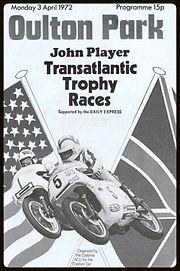 transatlantic trophy race oulton park
