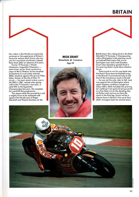 mick grant motorcycle racer