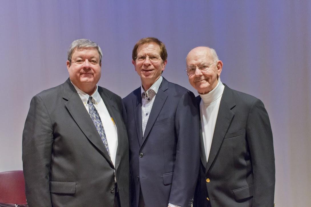 Three Concert Conductors