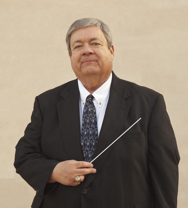 Conductor Craig Logan