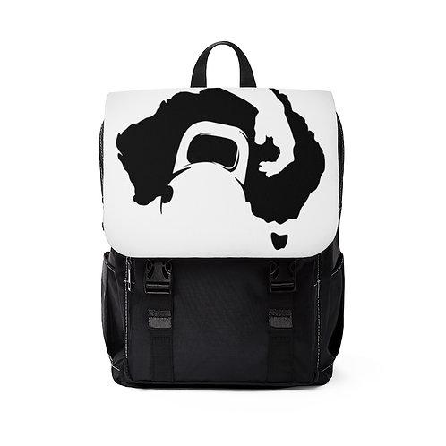 Kettlebells in aus Unisex Casual Shoulder Backpack